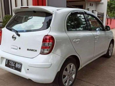Jual Nissan March 2011, harga murah-1