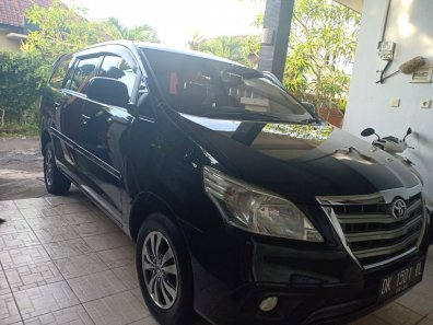 Dijual mobil Toyota Kijang Innova 2.0 G 2014, Bali-1
