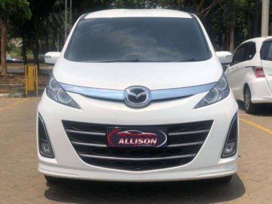 Jual Mazda Biante 2.0 Automatic 2012-1