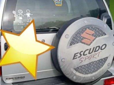 Suzuki Escudo JLX 2004 SUV dijual-1