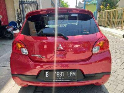 Mitsubishi Mirage GLS 2015 Hatchback dijual-1
