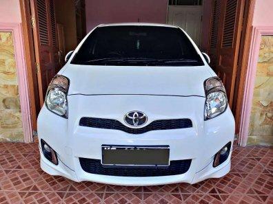 Jual Toyota Yaris 2012, harga murah-1