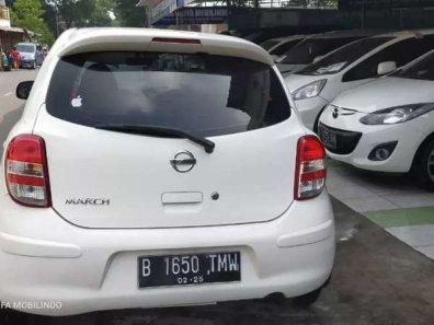 Jual Nissan March 2013 kualitas bagus-1