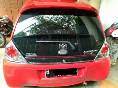 Honda Brio Satya E 2014 Hatchback dijual-1