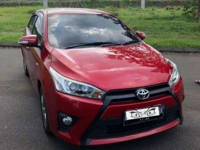 Jual Toyota Yaris 2014 kualitas bagus-1