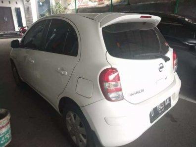 Jual Nissan March 2012, harga murah-1