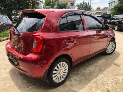 Jual Nissan March 2018, harga murah-1
