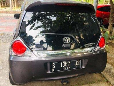Jual Honda Brio Satya E kualitas bagus-1