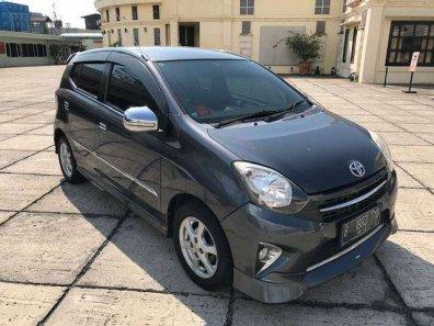 Toyota Agya TRD Sportivo 2014 Hatchback dijual-1