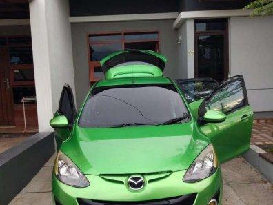 Mazda 2 2012 Hatchback dijual-1