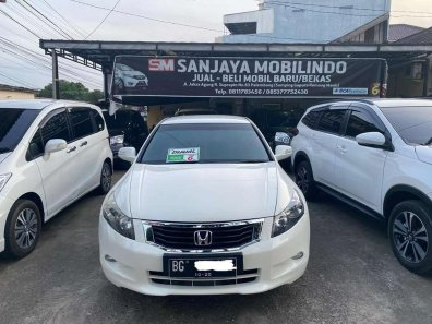 Honda Accord VTi-L 2010 Sedan dijual-1