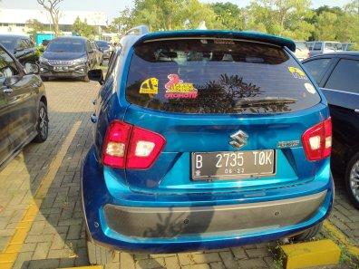 Jual mobil bekas Suzuki Ignis GX 2017 di DKI Jakarta -1