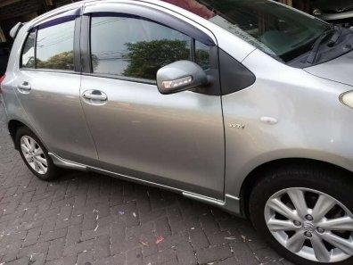 Toyota Yaris E 2010 Hatchback dijual-1