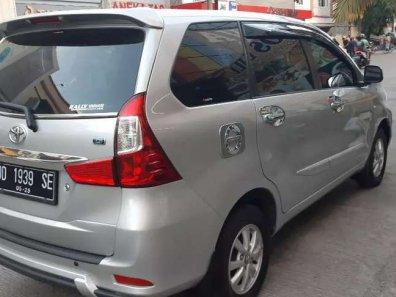 Toyota Avanza G 2018 MPV dijual-1