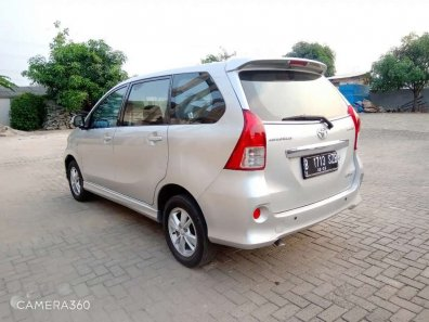 Jual Toyota Avanza 2012, harga murah-1