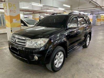 Jual Toyota Fortuner G Luxury 2009-1