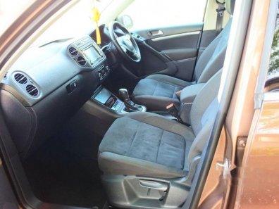 Volkswagen Tiguan TSI 2013 SUV dijual-1