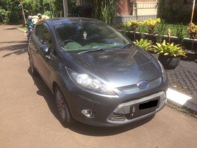 Ford Focus Fiesta 2011 -1