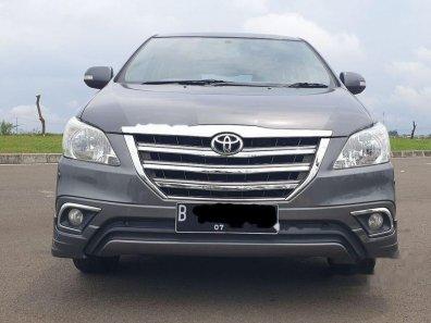 Jual Toyota Kijang Innova V Luxury kualitas bagus-1