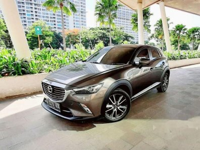 Mazda CX-3 2017 Wagon dijual-1