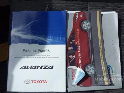 Butuh dana ingin jual Toyota Avanza E 2019-1