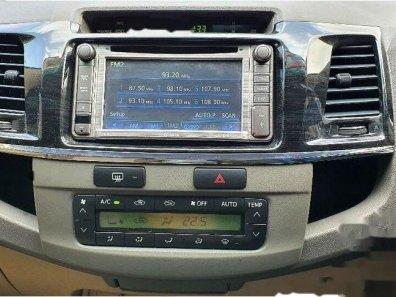 Jual Toyota Fortuner 2012 termurah-1