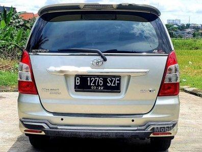 Jual Toyota Kijang Innova E kualitas bagus-1