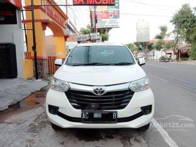 Jual Toyota Avanza E 2017-1
