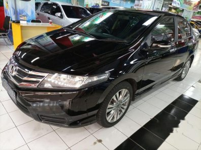 Honda City E 2013 Sedan dijual-1