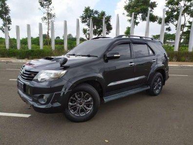 Jual Toyota Fortuner G TRD kualitas bagus-1