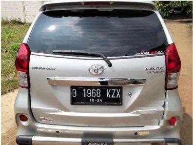 Jual Toyota Avanza Luxury Veloz kualitas bagus-1