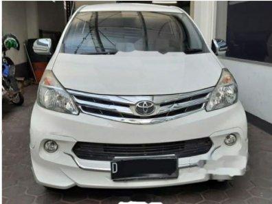 Jual Toyota Avanza G Luxury kualitas bagus-1