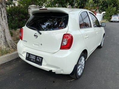 Jual Nissan March 1.2L kualitas bagus-1