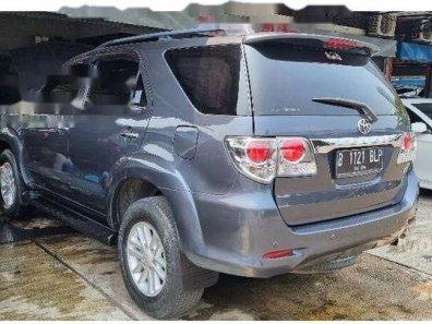 Jual Toyota Fortuner 2012 kualitas bagus-1