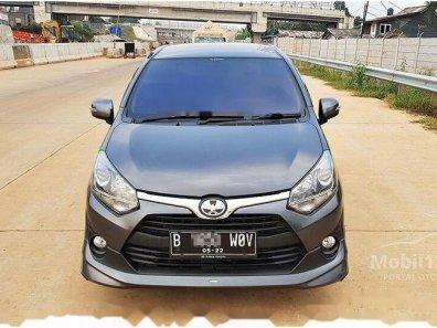 Jual Toyota Agya kualitas bagus-1