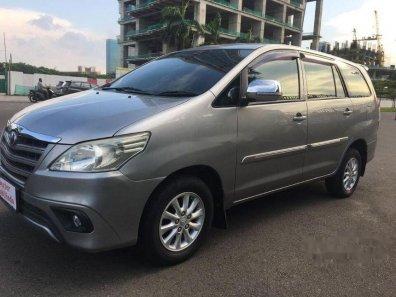 Jual Toyota Kijang Innova 2015, harga murah-1