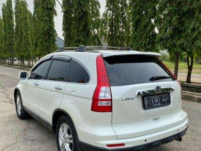Jual Honda CR-V 2010 termurah-1