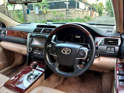 Jual Toyota Camry 2012 termurah-1