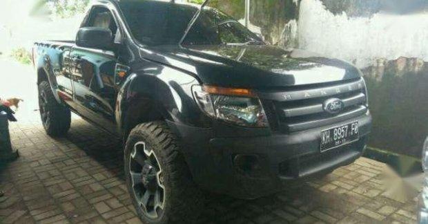 2013 All New Ford Ranger Pickup 1347565 Ford Ranger Bekas Palangkaraya on